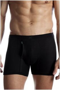 Elastische boxershort van ZD van zeer duurzame jersey.