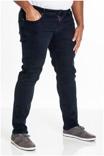5-pocket elastische jeansbroek van D555