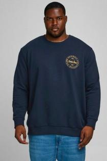 Katoenen sweater van Jack & Jones