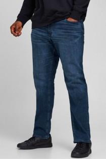 5-pocket elastische jeansbroek van Jack & Jones