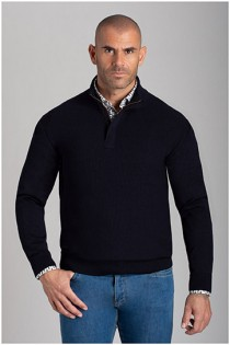 Wollen trui van Plusman.