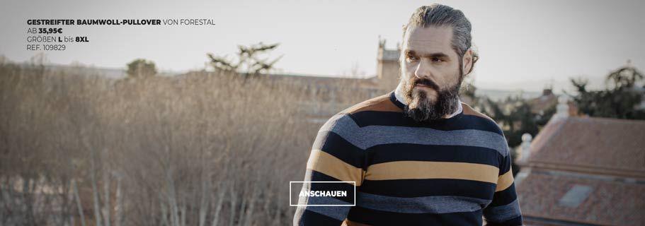 NEU: Übergrößen Pullover